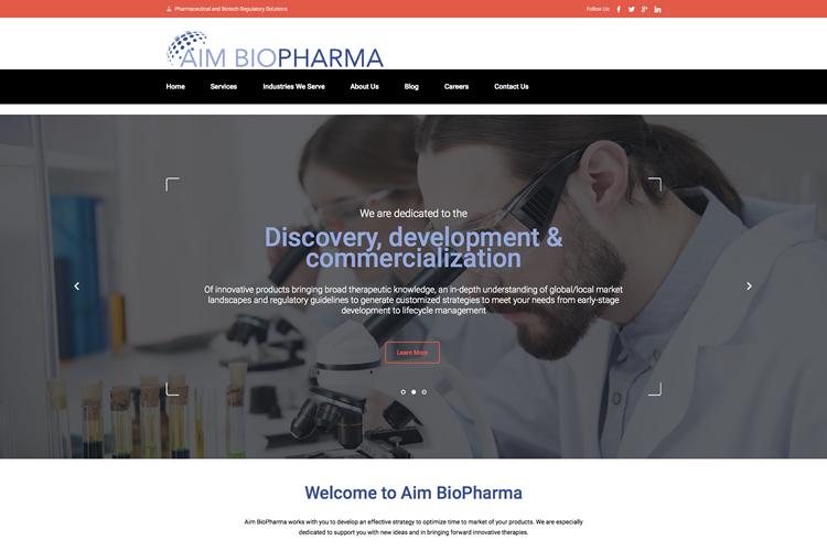 Aim BioPharma