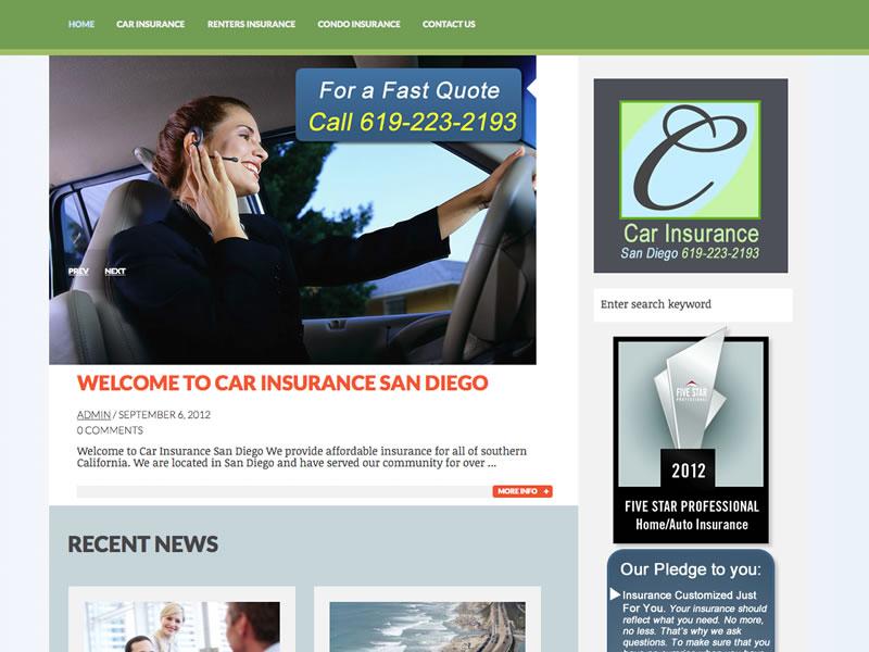 Car Insurance San Diego