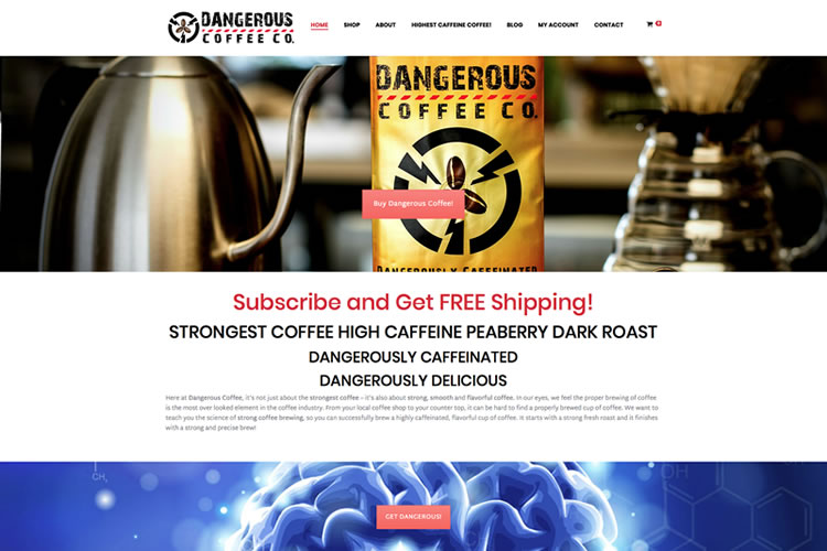 Dangerous Coffee Company