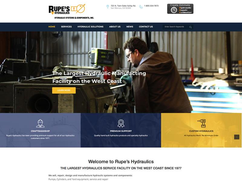 Rupes Hydraulics