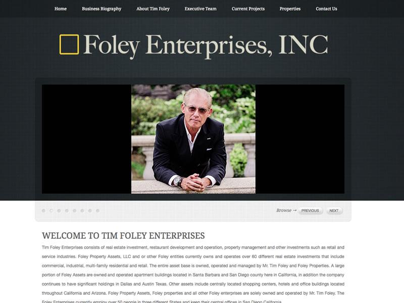 Tim Foley Enterprises