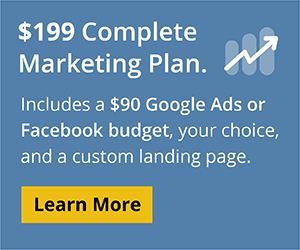 $199 Advertising Complete